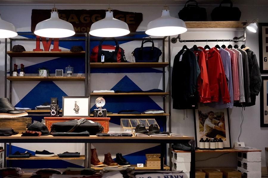 Garderoba i przechowywanie