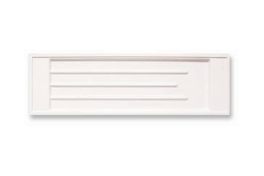 Korytko do suszarek 500 - 500 x 190 mm, miękkie, białe