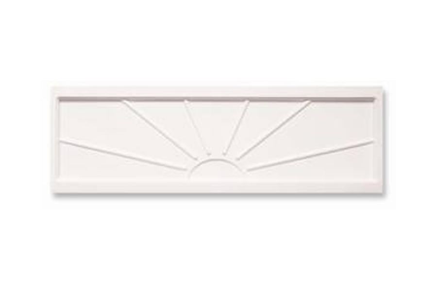Korytko do suszarek 800 - 745 x 235 mm, miękke, białe